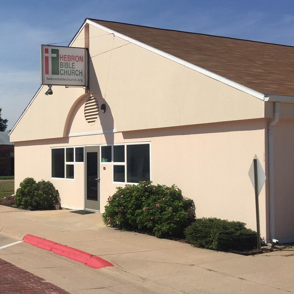 Hebron Bible Church - Hebron Nebraska